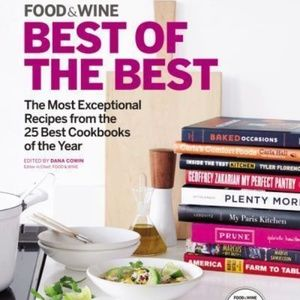 💕 New Food & Wine Best of the Best Cookbook
